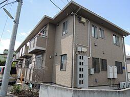 東京都世田谷区喜多見7丁目の賃貸アパートの外観