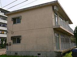 宮城県仙台市青葉区高松2丁目の賃貸アパートの外観