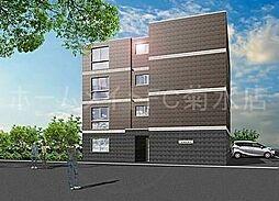 北海道札幌市白石区東札幌一条6丁目の賃貸マンションの外観