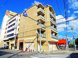 大阪府大阪市東成区玉津1丁目の賃貸マンションの外観