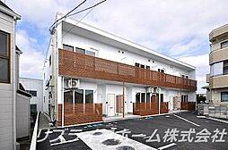 徳島県徳島市川内町榎瀬の賃貸アパートの外観