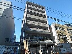 京都府京都市下京区麩屋町通五条上る下鱗形町の賃貸マンションの外観