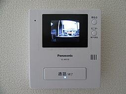 ドムスOgawaのテレビモニター