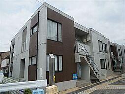 上島コモンコート[1階]の外観