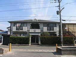 サンビレッジ弥永西[201号室]の外観