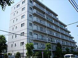 第十山崎マンション[407号室]の外観