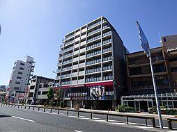兵庫県西宮市六湛寺町の賃貸マンションの外観