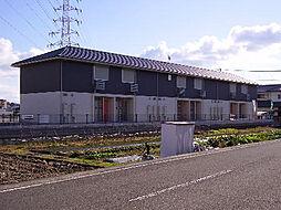 プリムールコート[102号室]の外観