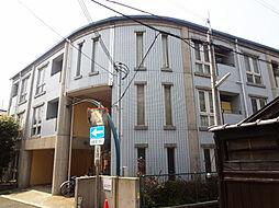 平野レジデンス[2階]の外観