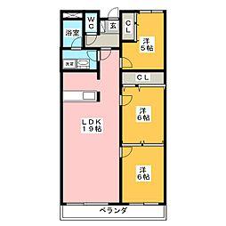 群馬総社駅 8.0万円