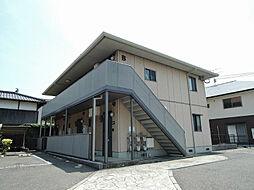 福岡県北九州市小倉南区横代北町1丁目の賃貸アパートの外観