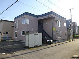 ダイヤハイツ錦町13[101号室]の外観