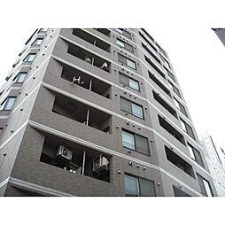 北海道札幌市中央区南四条西11丁目の賃貸マンションの外観