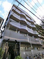 大阪府大阪市東淀川区下新庄1丁目の賃貸マンションの外観