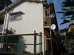 千葉県浦安市北栄の賃貸アパートの外観