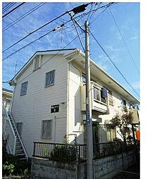 箱山ハイツB[202号室]の外観