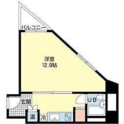 GSハイム内本町[7階]の間取り