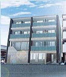クレアーレカンノン[3階]の外観