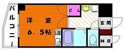 セレス香住ヶ丘III[3階]の間取り