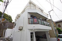 東京都文京区小日向1丁目の賃貸マンションの外観