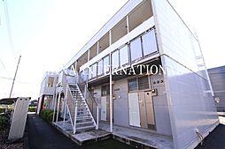 東京都小金井市貫井南町1丁目の賃貸アパートの外観