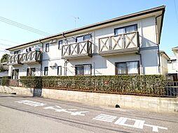福岡県宗像市須恵1丁目の賃貸アパートの外観