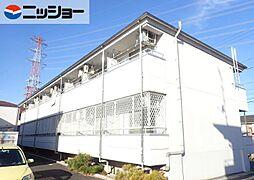 安田学研会館中棟(オートロック)[2階]の外観