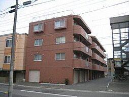北海道札幌市東区北二十三条東3丁目の賃貸マンションの外観