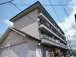 松井マンション[1階]の外観