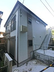 千葉県千葉市花見川区朝日ケ丘4の賃貸アパートの外観