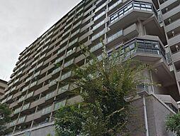 あべのマルシェ東棟[4階]の外観