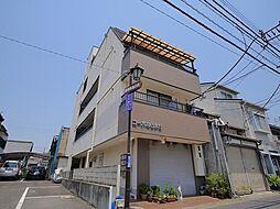 奈良県奈良市西寺林町の賃貸マンションの外観