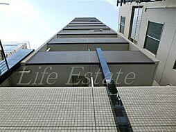 レジュールアッシュ大阪城WEST[6階]の外観