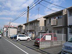 大阪府東大阪市大蓮東5丁目の賃貸アパートの外観