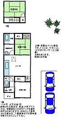 [一戸建] 福岡県糸島市篠原西3丁目 の賃貸【/】の間取り