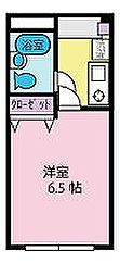 静岡県三島市南本町の賃貸マンションの間取り