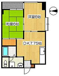PIA TAIHO[301号室]の間取り
