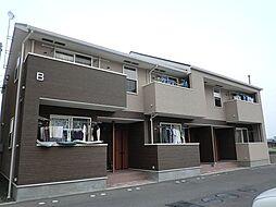 香川県綾歌郡宇多津町中村の賃貸アパートの外観