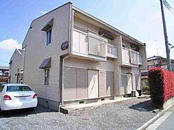 あるゾウパレス松山町B棟[201号室]の外観