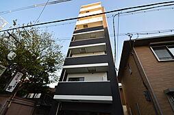 パーラム徳庵[2階]の外観
