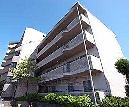 京都府宇治市木幡の賃貸マンションの外観