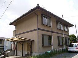 京都府京都市右京区宇多野上ノ谷町の賃貸マンションの外観