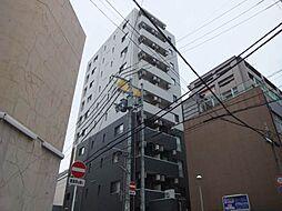 愛媛県松山市湊町3丁目の賃貸マンションの外観