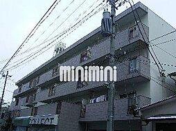 長盛堂ビル[4階]の外観