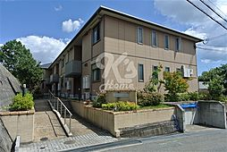 兵庫県神戸市須磨区若草町1丁目の賃貸アパートの外観