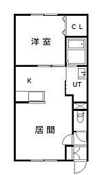 MODE−A[2階]の間取り