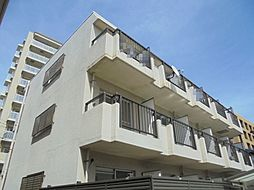 サニーパレスコマツ船橋[2階]の外観