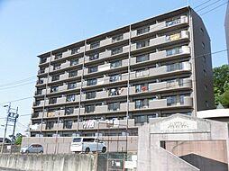 アルトラマンション茄子川 A棟[5階]の外観
