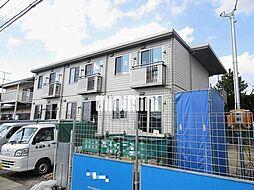 宮城県仙台市泉区向陽台4の賃貸アパートの外観