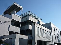 キャピタルウイング[3階]の外観